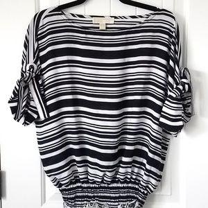 MICHAEL Michael Kors Striped blouse